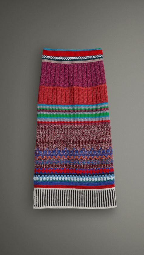 ???????????? ?????????? ???? (??????) - ????? | ????? #knittingpattern #knitting #pattern #skirt