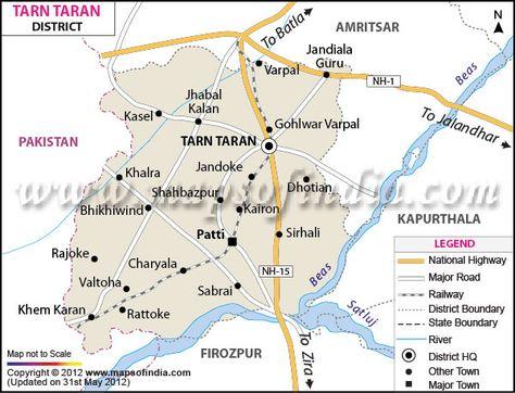 Punjab Maps Maps of Punjab Pinterest