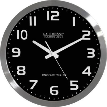 Found It At Clockway Com Aqua Pear Stockton 16in Atomic Analog Wall Clock By Lct Plr6160