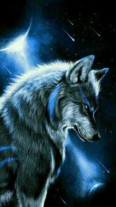 Alpha Wolf Wolf Painting Wolf Spirit Animal Animals