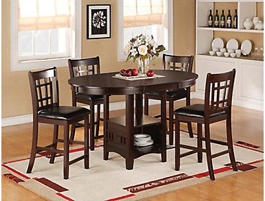 Max Collection Large Pub Style Dining Sets Furniture Dining