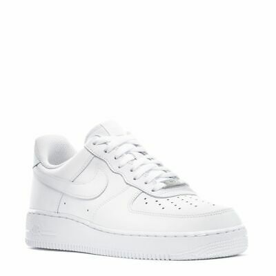 Nike Air Force 1 07 All Triple White Classic Mens Shoes ...