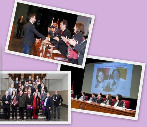 El pasado 11 de marzo también celebramos que la Asociación de Antiguos Alumnos y Amigos de la Universidad de La Laguna concediera el VI Premio Alonso de Nava y Grimón a nuestra compañera Marta Ouviña, a título póstumo.