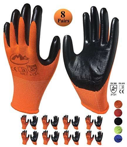 Claws ON Each Hand Planting Seeding and Poking NORYASHOP Garden Genie Gloves with Claws Waterproof Gardening Gloves for Digging Weeding Gardening Gloves Suit for Men and Women