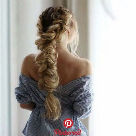 10 quick and easy hairstyle for long hair 55   10 quick and easy hairstyle for long hair 55