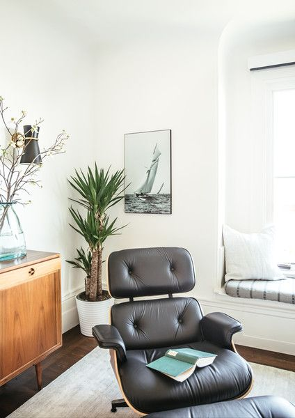Cool Classic - A Modern S.F. Bachelor Pad That Gets It Right - Photos