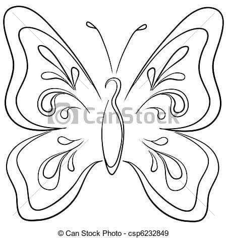 Pin Von Petra Van Den Berg Auf Repujado En Metal Schmetterling Vorlage Fadenkunst Muster Schmetterling