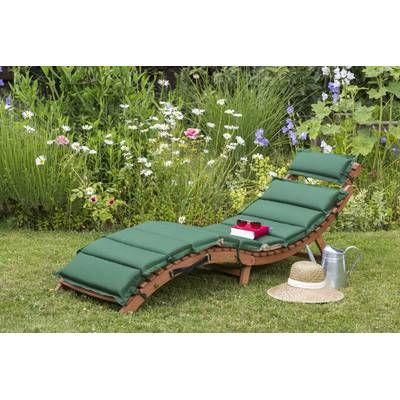 12 Sitzer Gartengarnitur Set Jake Mit Polster Gartenliege Outdoor Lounge Mobel Holzliege