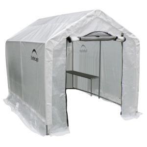Extra Large Heavy Duty WALK-IN 2 Tier 12 Shelf Portable Lawn oGrow OG4998-2T12