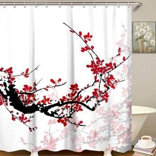 Online Shopping Bedding Furniture Electronics Jewelry Clothing More Floral Shower Curtains Fabric Shower Curtains Shower Curtain Sets