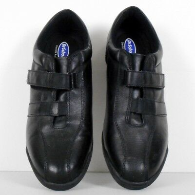 Geox Gold LearherCanvas Sneakers