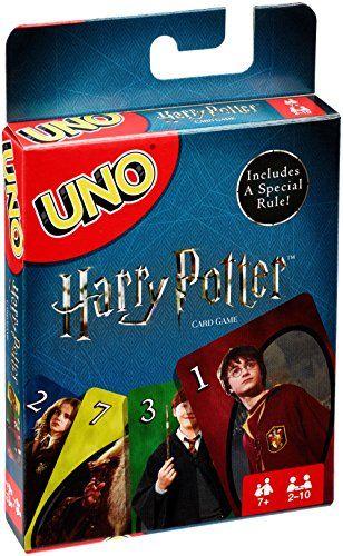 Mattel Games Uno Harry Potter Card Game Mattel Games Https Www Amazon Com Dp B079kjldf2 Ref Cm Sw R Pi D Harry Potter Card Game Card Games Harry Potter Games