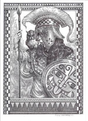 List Of Pinterest Athena Owl Tattoo Wisdom Greek Mythology