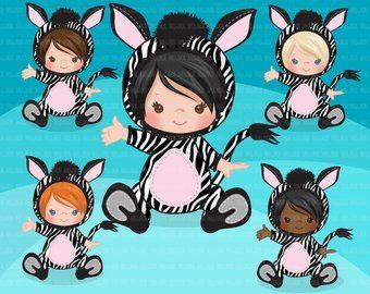 Paris Clipart Glitter Pink Paris Girls Fashion French Etsy Zebra Clipart Animal Halloween Costumes Baby Zebra