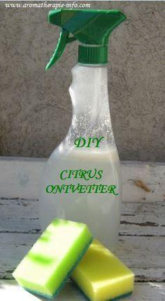 Deze DIY citrus ontvetter is echt de beste ontvetter die ik ooit ben tegen…