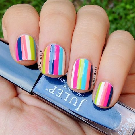 Summer stripes!
