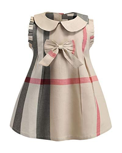 Baby girls dress set in pink and silver grey age 3-24 months in Cotton Rich
