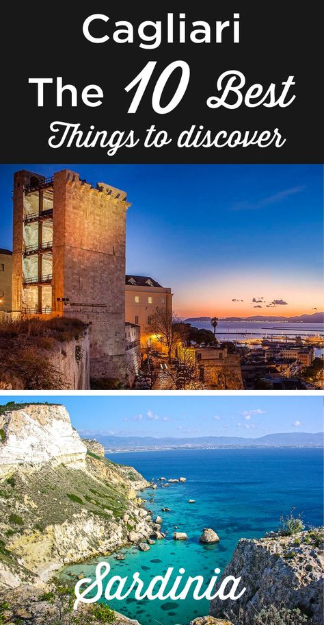Visit Cagliari: Top 10 Things to Do | Best Places to Visit | Sardinia 2019