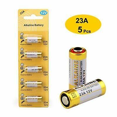 Ad Ebay Link Licb A23 23a 12v Alkaline Battery 5 Pack Alkaline Battery Energy Density Battery