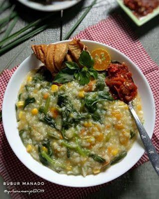 Bubur Manado Resep Masakan Resep Makanan Makanan Dan Minuman