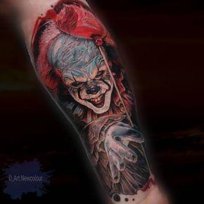 Tattoo Badut Joker Best Tattoo Ideas