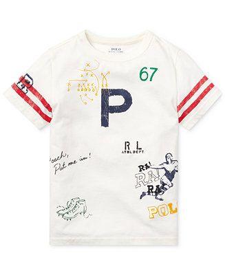Kids Boys Short Sleeve Bandy T-shirt Summer Cotton Tee Tops Hullover T Shirt