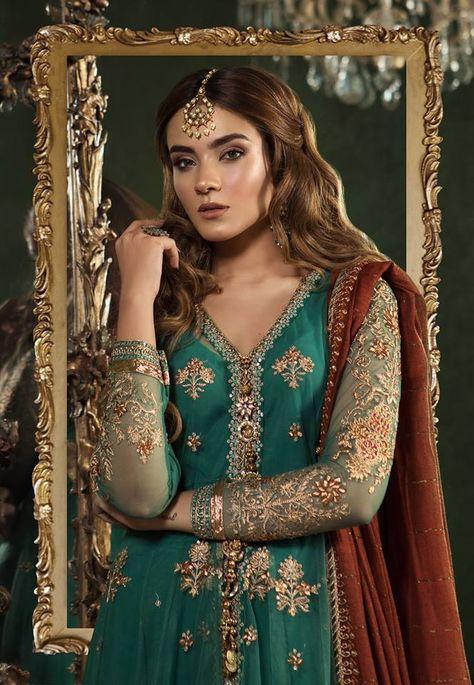 4ed7e86eca MBROIDERED Wedding Edition 2018-19 By Maria-B - PK Vogue #lateststyle # mariab #mbroidered #winter #Pakistani #Pakistanidress #lateststyle  #shalwarkameez ...