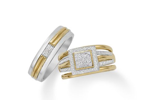 American Swiss Wedding Rings For Him And Her In 2020 Wedding Rings Wedding Ring For Him Cool Wedding Rings