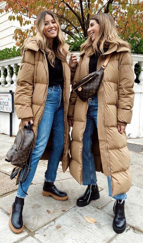 Vintage Women/'s Parka Jacket Beige Jacket Fuzzy Linning Jacket Medium to Large Size Comfortable Street Style Coat Hipster Oversize Jacket