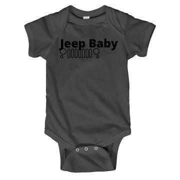 Jeep Baby New Wrangler Jeep Baby Jeep Shirts Boy Onesie