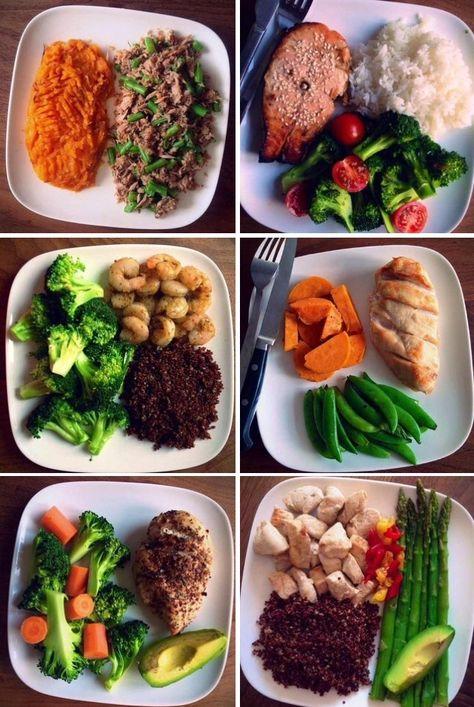 Ужин на безуглеводной диете