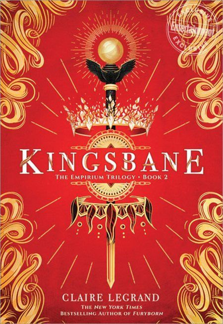 Kingsbane': Here's your first look at the juicy sequel to