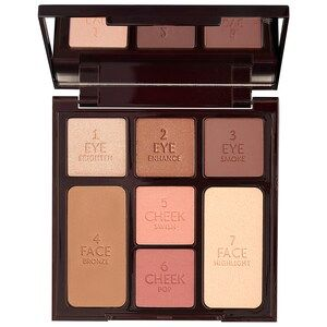 Instant Look In A Palette Stoned Rose Charlotte Tilbury Sephora In 2021 Charlotte Tilbury Sephora Charlotte Tilbury Sephora