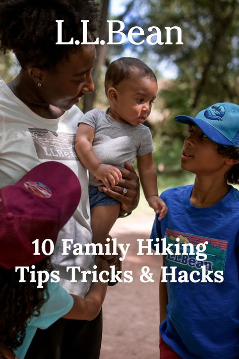 Next time you head out on a hike, bring a few new tricks along with you. These 10 tips, tricks and hacks will help make your next family hike the best yet