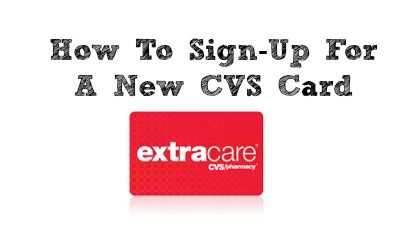 How To Sign-Up For A New CVS Card | Get All The Best Store Coupons Again