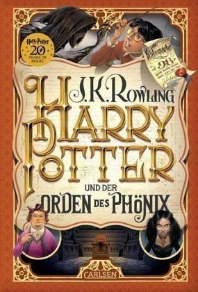 Gebundenes Buch Harry Potter Und Der Orden Des Phonix Harry Orden Des Phoenix Phonix Harry Potter Der Gefangene Von Askaban