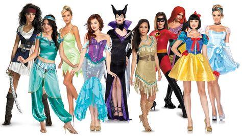 Disney Halloween Costume Ideas.Pinterest