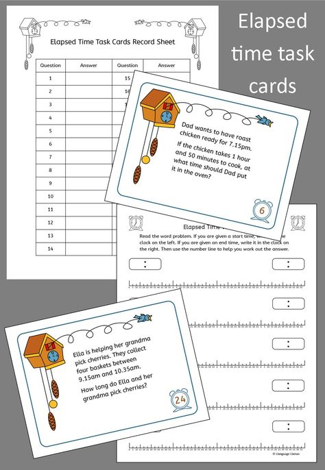 Thanksgiving Word Problems Second Grade Differentiated For
