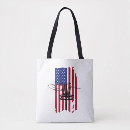 15+ American flag disc golf bag information