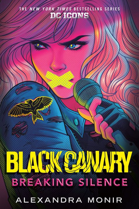 Pdf Black Canary Breaking Silence Dc Icons 5 By Alexandra Monir In 2020 Black Canary Dc Icons Court Of Owls