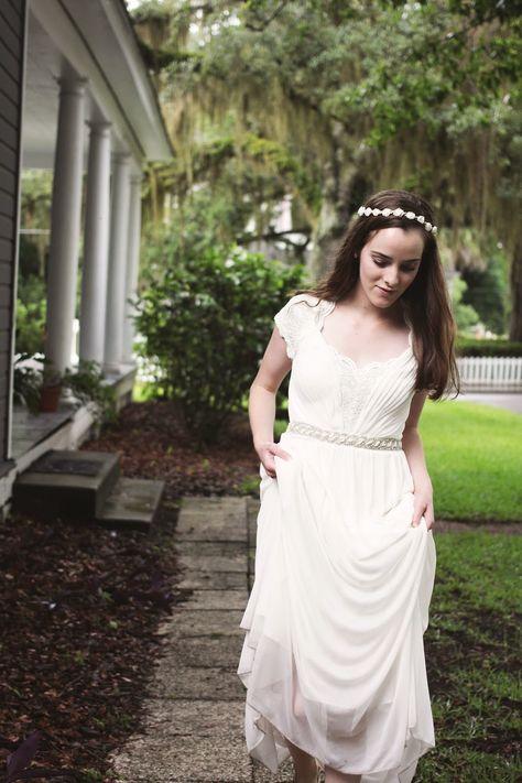 Bridal photoshoot in Ocala, florida by wedding photographer at Gold ...