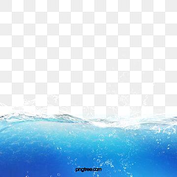 أمواج الماء أزرق محيط شفاف Png وملف Psd للتحميل مجانا Background Banner Water Ripples Prints For Sale
