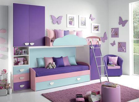 50 Ideas De Cuarto De Niñas Habitación De Una Chica Dormitorios Habitacion Decoración De Habitaciones