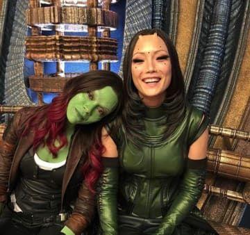 87 fotos do elenco da Marvel se divertindo e zoando juntos