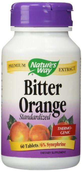 Pastillas color naranja para adelgazar