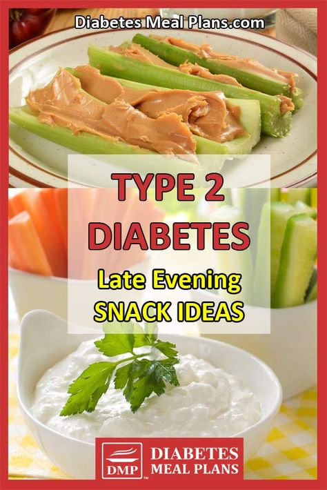 With type 2 diabetes, can I eat snacks late in the evening, and what foods? With type 2 diabetes, can I eat snacks late in the evening, and what foods? Diabetic Meal Plan, Diabetic Recipes, Diet Recipes, Healthy Recipes, Healthy Diabetic Meals, Diabetic Snacks Type 2, Recipes For Diabetics, Diabetic Desserts, Healthy Snacks For Diabetics