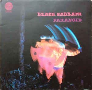 Black Sabbath Paranoid Vinyl Lp Album Discogs Greatest Album Covers Album Cover Art