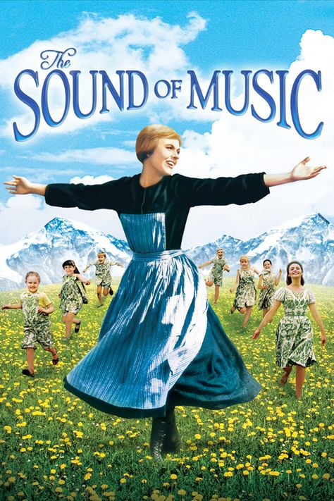 The Sound of Music — Movies & Menus