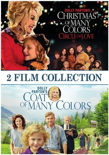 Christmas Of Many Colors 2020 Dolly Parton's Coat of Many Colors / Christmas of Many Colors