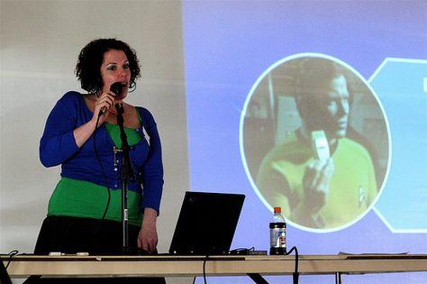 Speaking - lisa galarneau